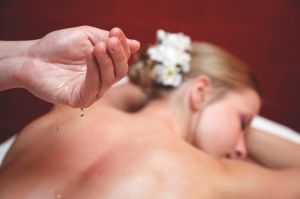 Aroma Massage Gellert Spa Bath Budapest Hungary