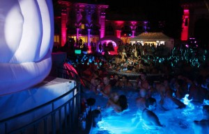 Szechenyi Bath Party