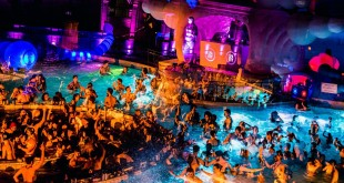 Szechenyi Baths Spa Party Budapest Perfect