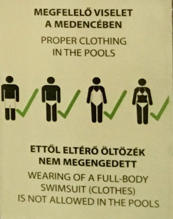 Dress Code Baths Budapest Szechenyi Bath Gellert Spa