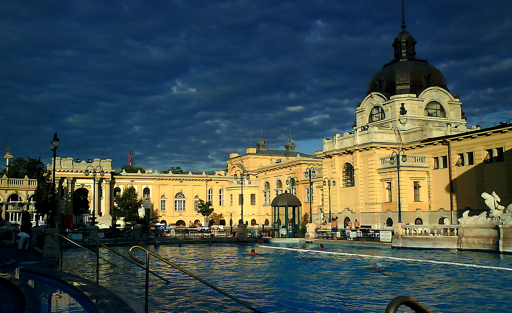 Szechenyi Baths Closing Time