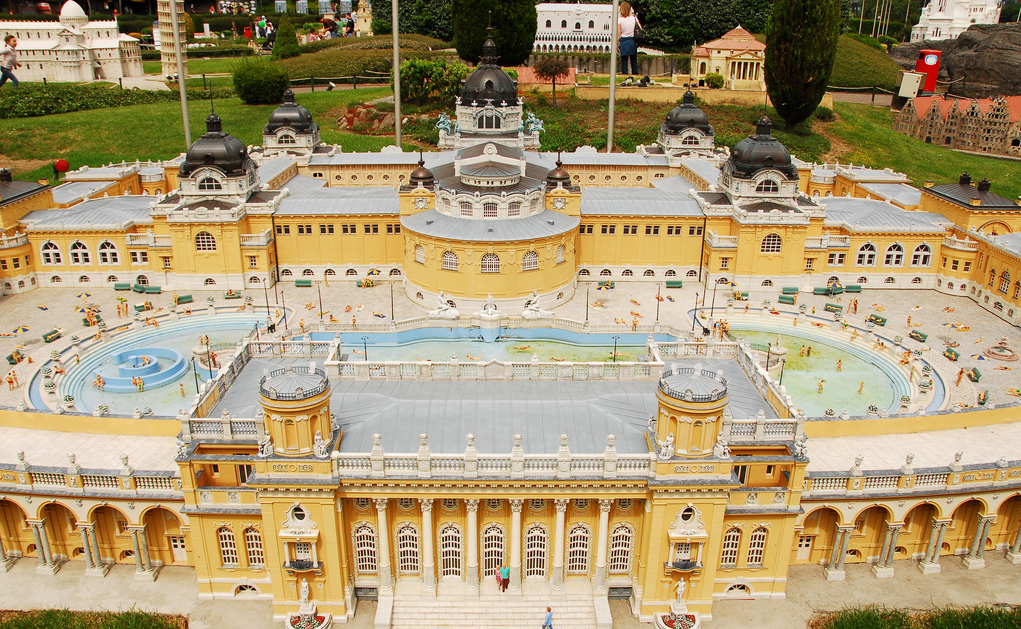 Szechenyi Baths Mini Europe