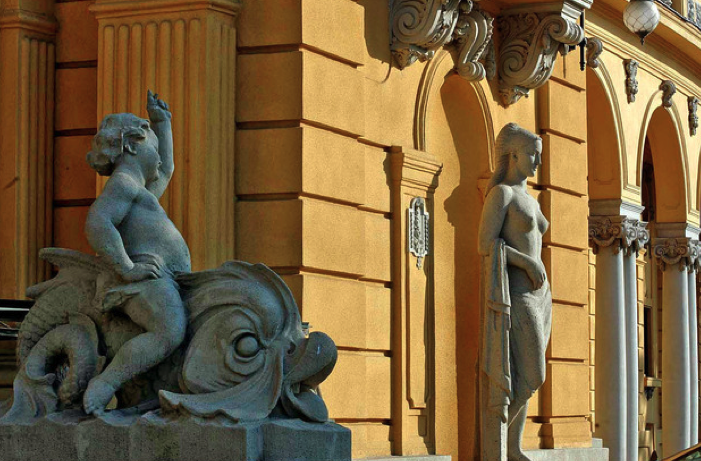 Szechenyi Baths World Tourism Day