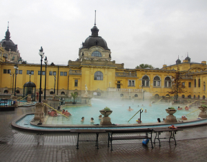 Szechenyi Bath October