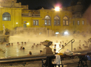 Szechenyi Bath New Years