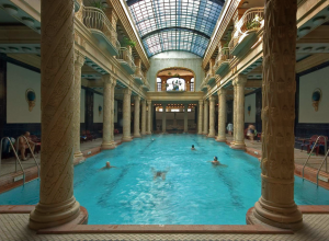 Spa hotels szechenyi baths for A list salon budapest