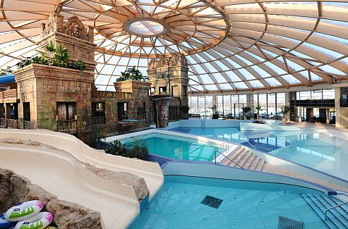 Ramada Resort Spa Hotel Aquaworld Budapest