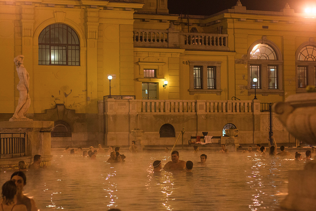 Szechenyi Bath Budapest Thermal Baths