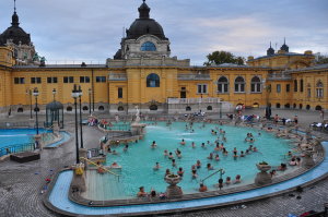 Szechenyi Bath by Shreyans Bhansali
