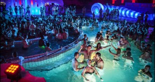 Bath Parties Budapest Perfect Szechenyi Baths 2016