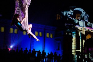 Best Party Budapest Szechenyi Water Circus