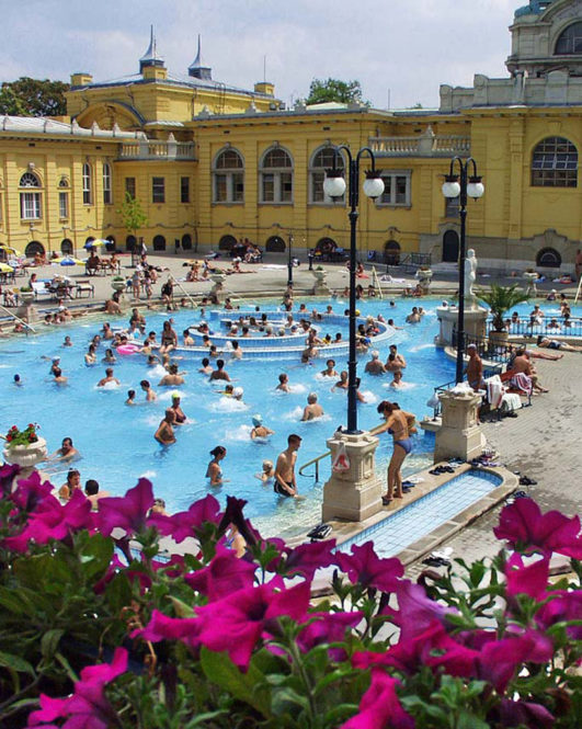 Buy Online Tickets – Szechenyi Baths Private Entrance & Private ...