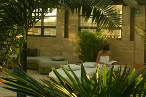 Budapest Spa Relaxation in Szechenyi Bath Palm House