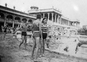 Szechenyi Bath History 100 Years Old