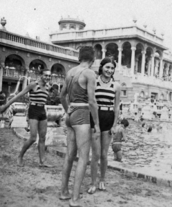 Szechenyi Bath History Mixed Pools