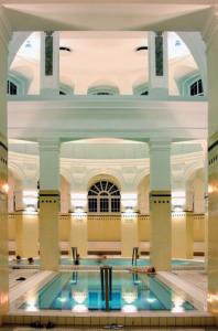 Szechenyi Bath Indoor Pool