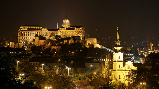 Buda Castle Walks in Budapest