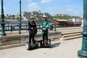 Budapest Tour with Segway
