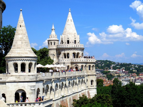 Fishermans Bastion photo of Mark Gregory