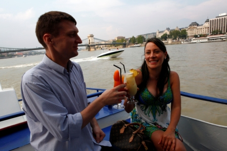 Budapest Cocktail Cruise