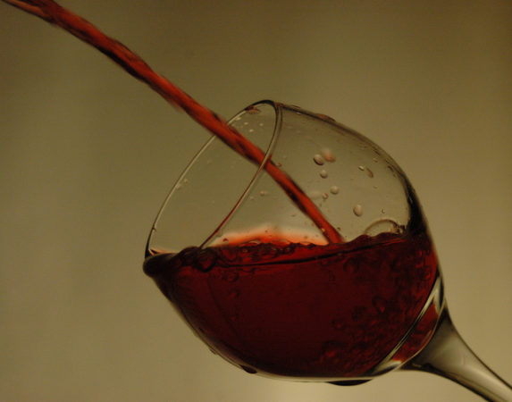 Red Wine photo by Martha Jimenez