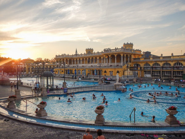Szechenyi Spa Baths Shawn Harquail photography