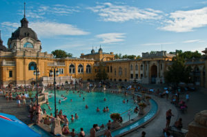 Szechenyi Spa Baths photo byGraeme Churchard