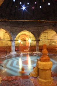 Turkish Bath in Rudas Bath